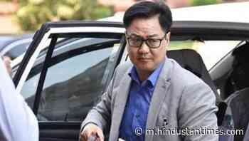 Our ultimate goal is to have kabaddi included in Olympics: Kiren Rijiju - Hindustan Times