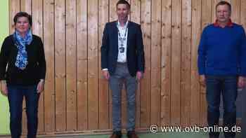Viel Beifall für Thomas Weber, den neuen Rathauschef in Soyen | Wasserburg - Oberbayerisches Volksblatt