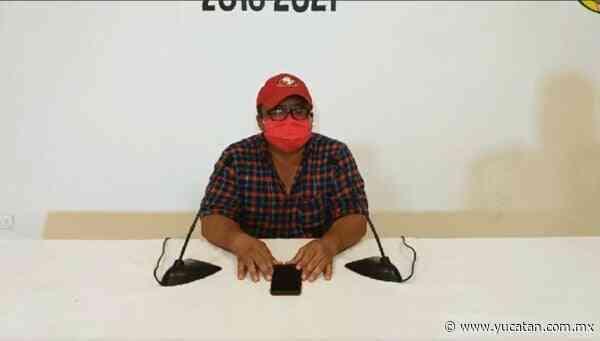 Alcalde de Peto confirma nuevo caso positivo de Covid-19 - El Diario de Yucatán