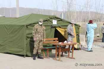New COVID-19 case in Kyzyl-Kiya: Truck driver evacuated from Uzbekistan - AKIpress