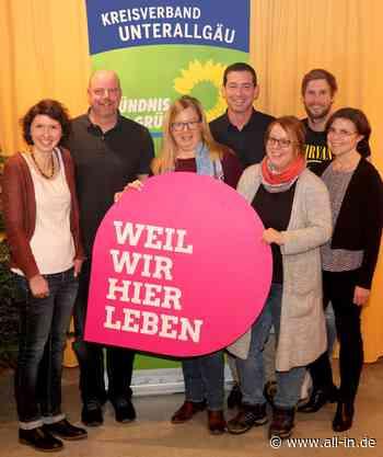 Kommunalwahl 2020: Erste Grüne Liste für Ottobeuren: Ortsverband bereit für die Kommunalwahl 2020 - Ottobeu - all-in.de - Das Allgäu Online!