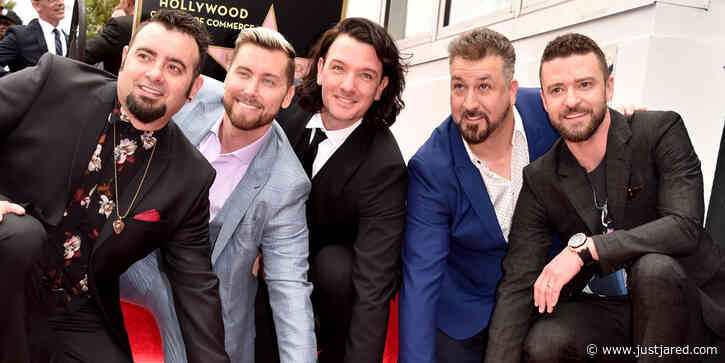 Lance Bass Tops Off Birthday Celebrations with NSYNC Reunion Zoom Call