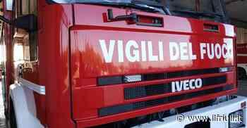 Forte boato, crolla il tetto dell'ex caserma di Cormons Sono intervenuti i Vigili del Fuoco - Il Friuli