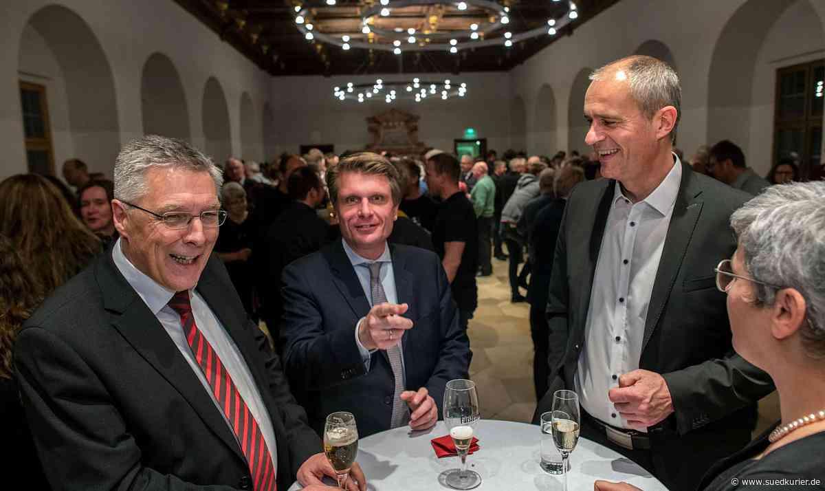 Bilder vom Neujahrsempfang der Stadt Meßkirch im Zimmernschloss   SÜDKURIER Online - SÜDKURIER Online