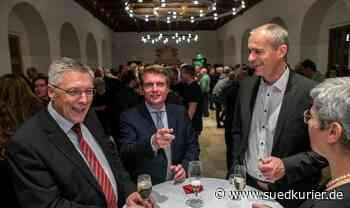 Bilder vom Neujahrsempfang der Stadt Meßkirch im Zimmernschloss | SÜDKURIER Online - SÜDKURIER Online