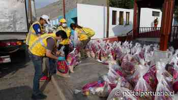 Perú: Terminales marítimos de Paita, Paracas y Salaverry aportan 587 mil soles a lucha contra Covid-19 - PortalPortuario