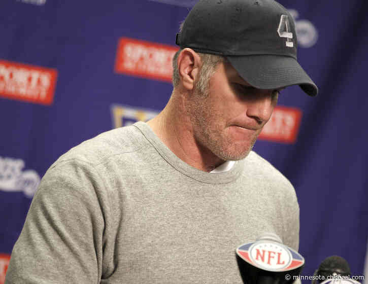 Brett Favre Begins Repaying $1.1M For No-Show Speeches Paid With Welfare Funds