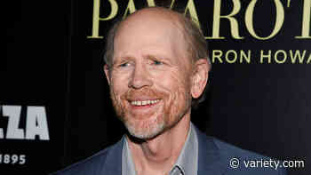 Ron Howard, Funny or Die Collaborate on Motion Picture Television Fund Pitch (EXCLUSIVE) - Variety