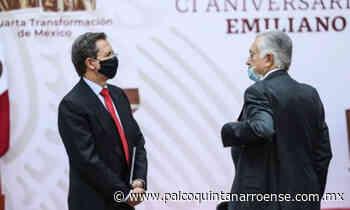 Peca la CFE de insensible ante la crisis económica por #COVID19, señala Carlos Joaquín - Palco Quintanarroense