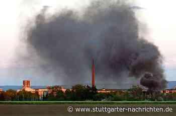 Feuer in Kornwestheim - Knapp an einer großen Brandkatastrophe vorbei - Stuttgarter Nachrichten