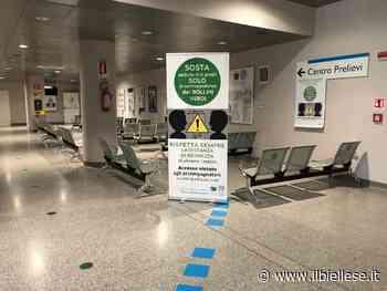 Centro prelievi in ospedale ea Cossato: da giovedì solo con prenotazione della fascia oraria di ingresso - ilbiellese.it