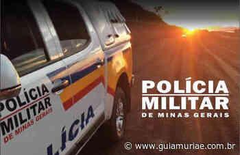 PM apreende munições em Tabuleiro e prende foragido da Justiça em Cataguases - Guia Muriaé