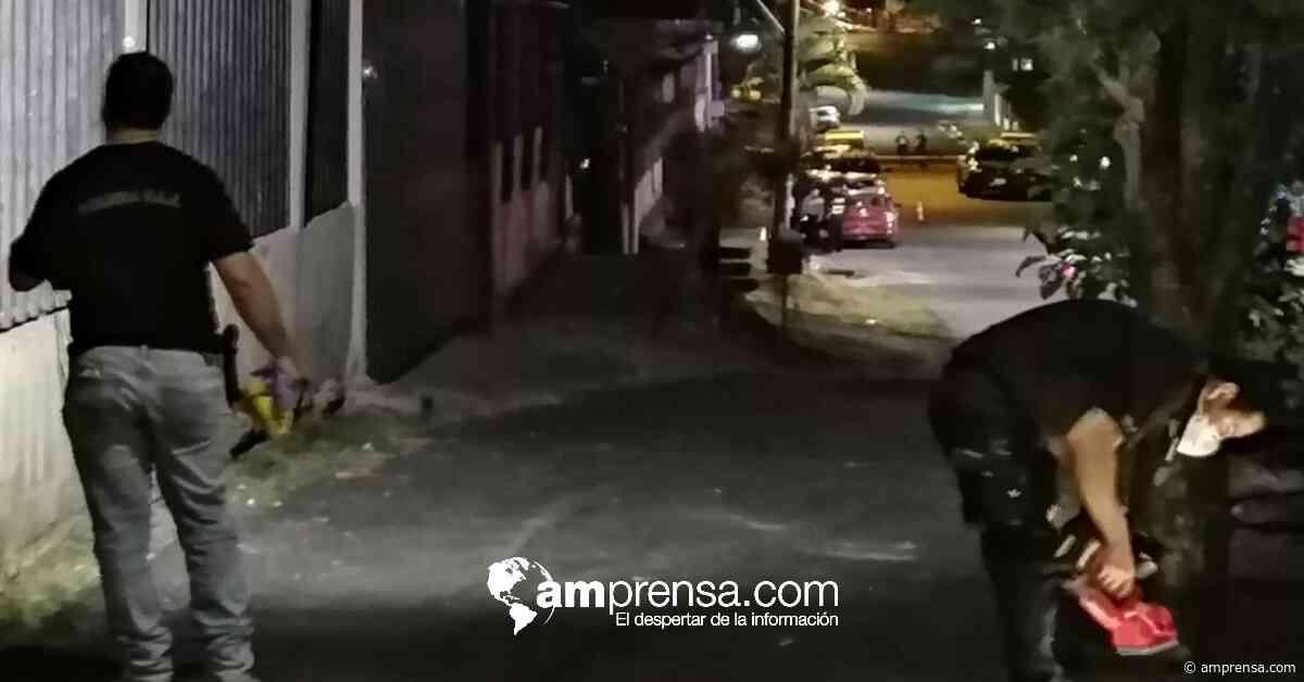 Homicidio en Curridabat: OIJ encuentra droga en escena del crimen - amprensa.com