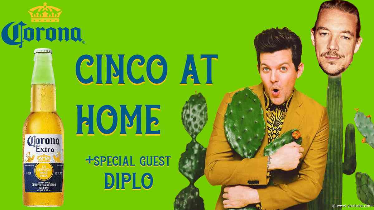 Dillon Francis - Taco Tuesday Cinco de Mayo Edition (Livestream #6)
