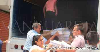 (Galería ) Llega material didáctico a Tantoyuca - Vanguardia de Veracruz
