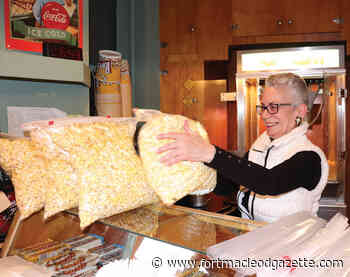 Empress Theatre selling take-out popcorn during pandemic - Macleod Gazette Online