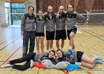 #Badminton - Retour en Nationale 2 pour Meylan - Métro-Sports