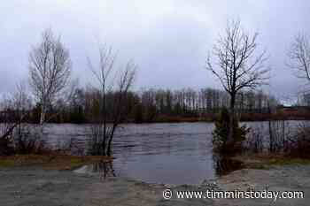 Mattagami River flood warning remains in effect - TimminsToday