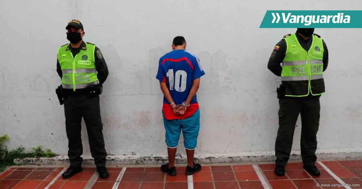 Capturan al presunto homicida de alias 'Coco', en Piedecuesta - Vanguardia
