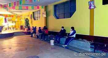 Chupaca: Disuaden a fieles de Las Cruces que realizaban reuniones por esta festividad - Diario Correo