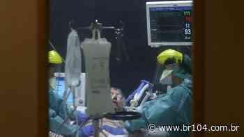 Murici registra segunda morte por Covid-19 e alcança 29 casos - BR 104