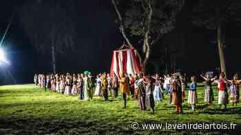 Culture : Saint-Laurent-Blangy: le spectacle Éclat d'histoire est reporté - L'Avenir de l'Artois