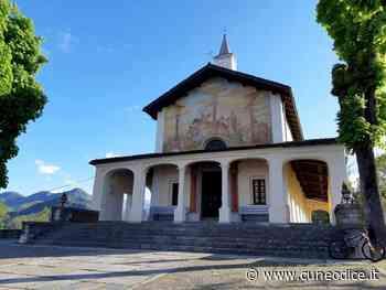 Borgo San Dalmazzo, le iniziative per il mese mariano al Santuario di Monserrato - Cuneodice.it