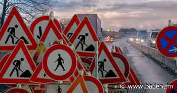B317 bei Maulburg wird ausgebessert - baden.fm