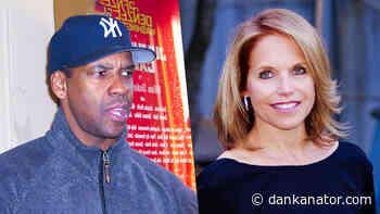 Denzel Washington Made Katie Couric Uncomfortable In An Interview - Dankanator