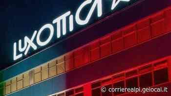 Agordo. Fatturato di Luxottica in calo del 10 per cento ma le vendite stanno ricominciando - Corriere Delle Alpi