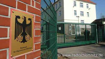Polizeieinsatz im Asylbewerberheim in Ebersdorf - Radio Chemnitz
