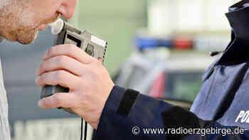 Sturzbetrunkener Radler in Olbernhau gestoppt - Radio Erzgebirge