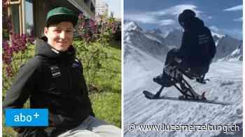 Pascal Christen erobert Pisten im Behindertensport - Luzerner Zeitung