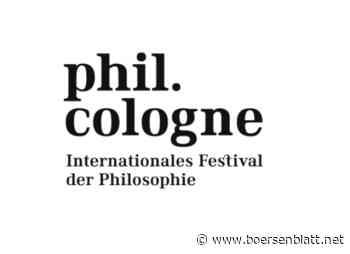 phil.cologne 2020 verschoben / Corona-Krise: Festival soll im September stattfinden - börsenblatt