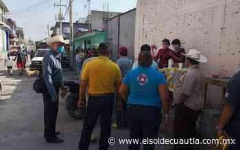 Apatlaco y Anenecuilco, afectadas por Covid-19 en Ayala - El Sol de Cuautla