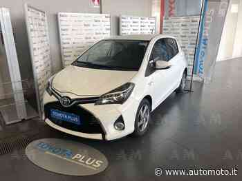 Vendo Toyota Yaris 1.5 Hybrid 5 porte Active usata a Curno, Bergamo (codice 7218681) - Automoto.it - Automoto.it