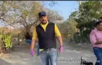 Quadratín SLP está pagado por el sistema, acusa alcalde de Ciudad Valles - Quadratín Michoacán
