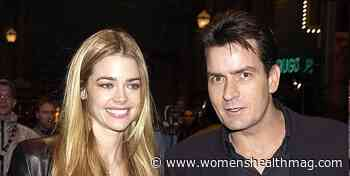 Denise Richards And Charlie Sheen's Relationship Timeline Is A Roller Coaster - Women's Health