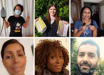 Mantes-la-Ville. Masques en tissu : « Si on attend les beaux parleurs pour agir... » - actu.fr