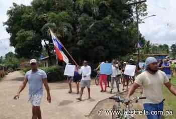 Moradores de Jaqué rechazan relevo de fronterizos - La Estrella de Panamá