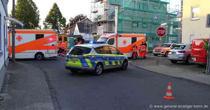 Niederkassel: Vierjährige stirbt bei Verkehrsunfall mit Transporter - General-Anzeiger