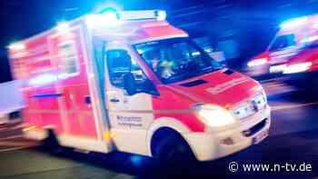 Nordrhein-Westfalen:Motorradfahrer stirbt nach Unfall im Kreis Steinfurt - n-tv NACHRICHTEN