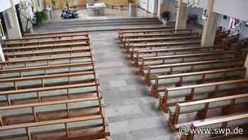 Coronavirus in Gaildorf: Gottesdienst: Katholiken wagen erste Schritte zur Normalität - SWP