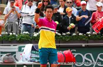 Kei Nishikori gives his advice to tennis kids and fans - Tennis World USA