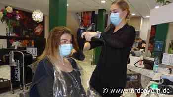 Auch in Gunzenhausen haben Friseure wieder geöffnet - Nordbayern.de