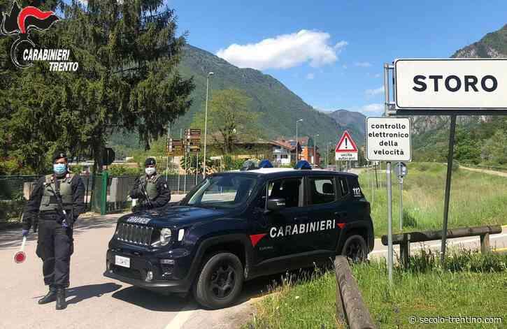 Storo: coppia di fidanzati multata per non aver rispettato il DPCM - Secolo Trentino