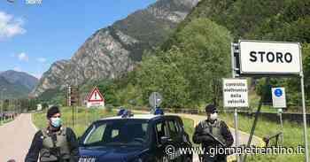 Storo, fidanzata nascosta nel portabagagli, multati due ragazzi - Trentino