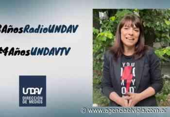 Radio UNDAV y UNDAV TV celebran un nuevo aniversario - Agencia El Vigía