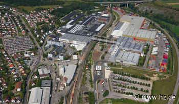 Produktion läuft wieder: Wie BSH in Giengen seine Mitarbeiter schützen will - Heidenheimer Zeitung