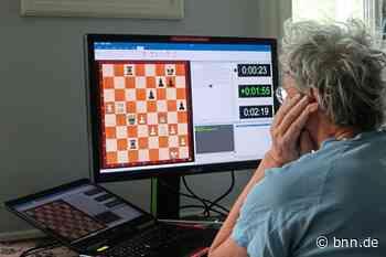 Schachvereine aus Ettlingen und Waldbronn duellieren sich übers Internet - BNN - Badische Neueste Nachrichten